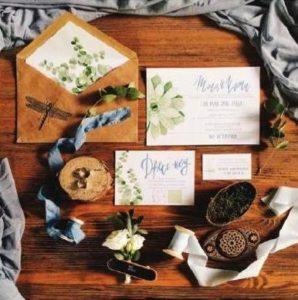Свадьба начинается с приглашения